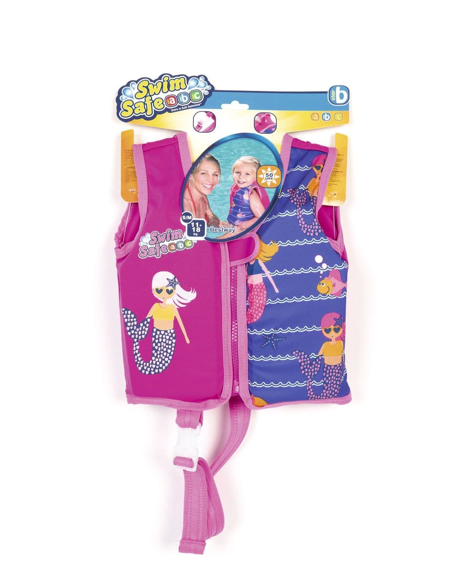 Bestway Schwimmweste Girls Wasser-Spielzeug