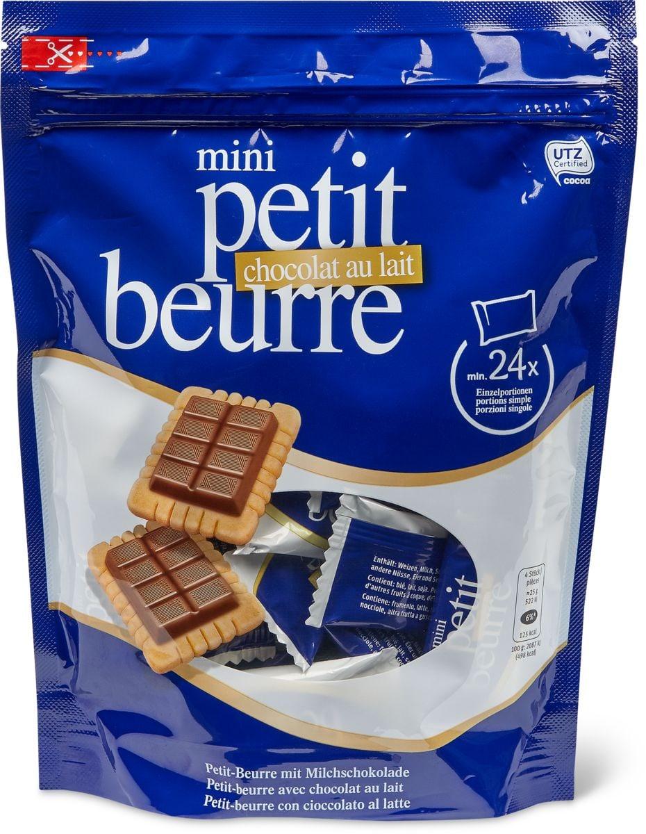 Petit Beurre mini Chocolat au lait