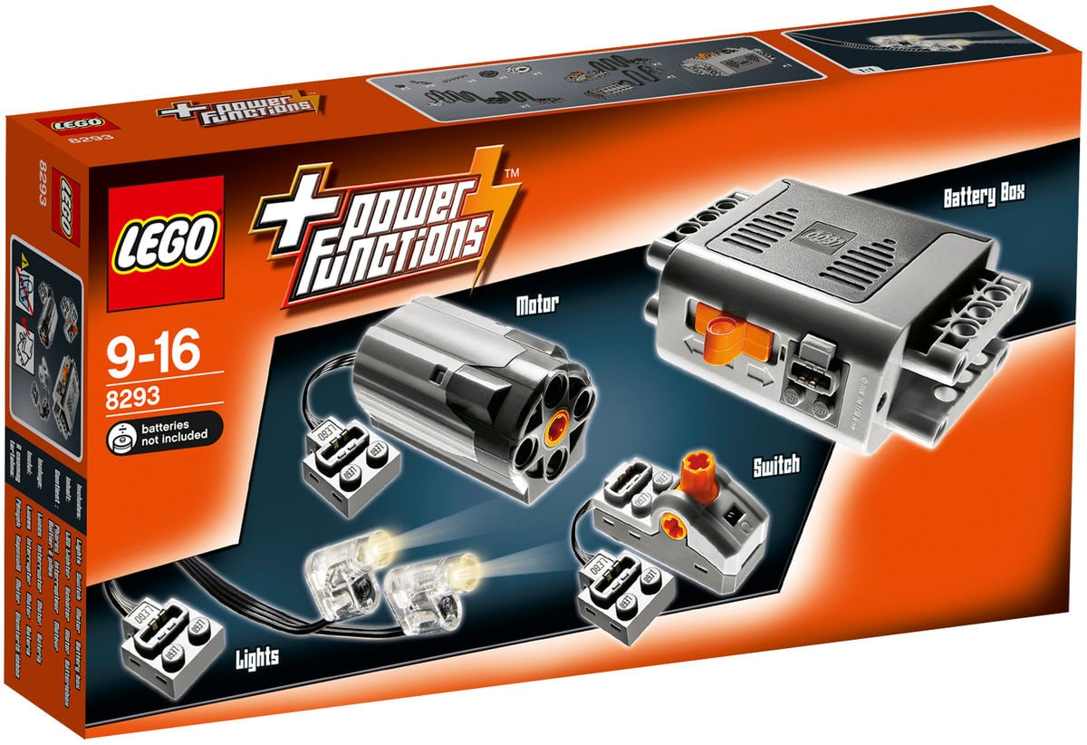 "LEGO Technic Ensemble ""Power Functions"" 8293"