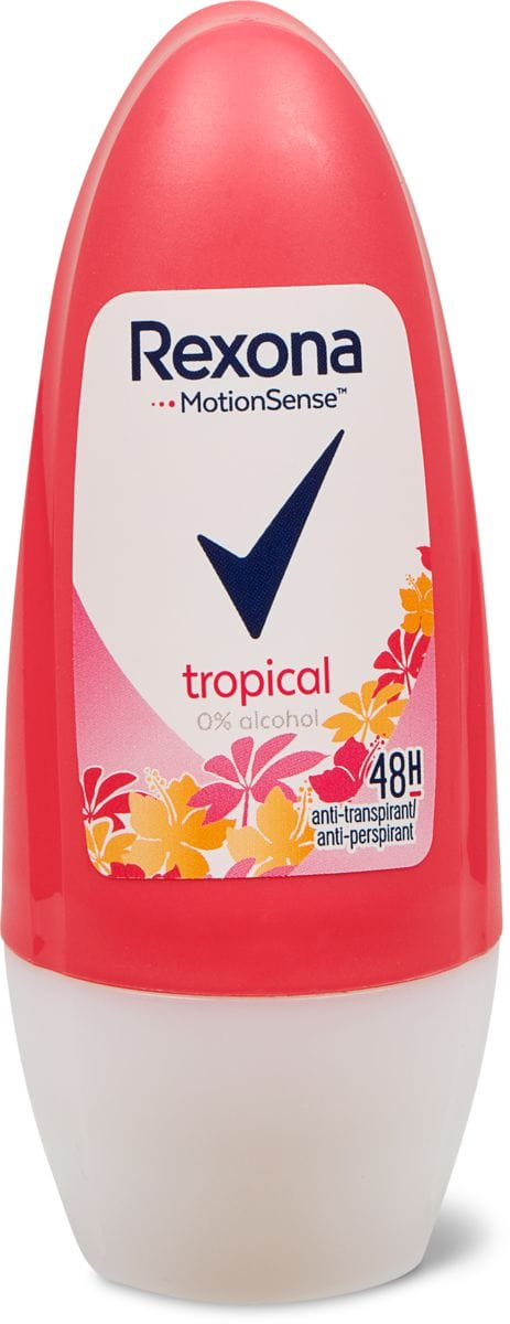Rexona Deo Roll - on Tropical