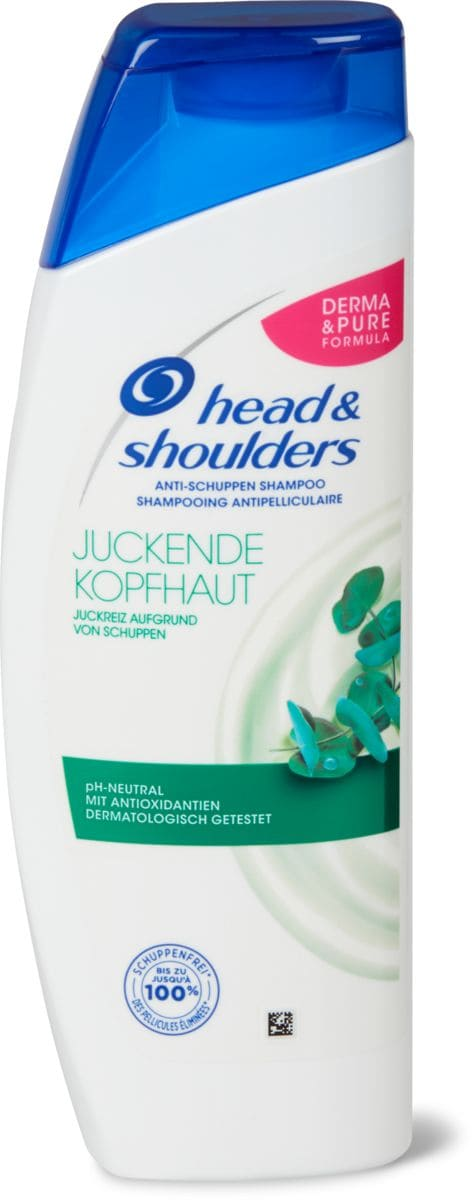 Head & Shoulders cheveux anti-démangeaisons Shampooing