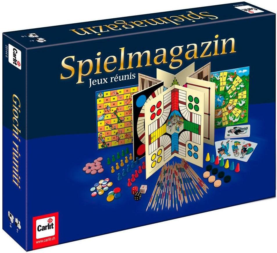 Carlit Spielmagazin 2015 Gesellschaftsspiel