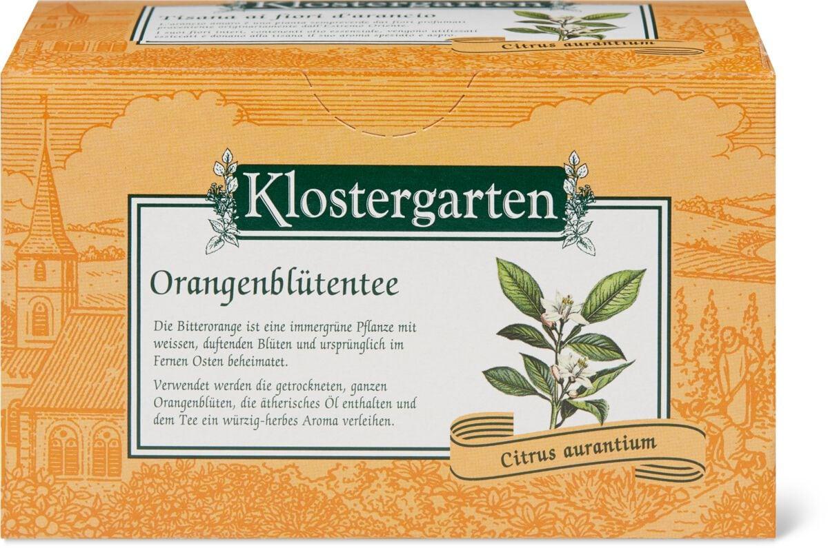 Klostergarten Orangenblütentee