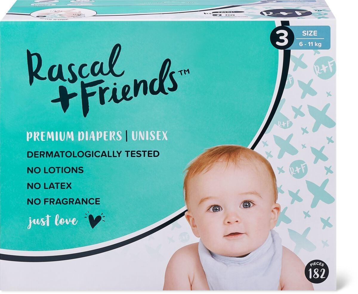 Rascal+Friends 3 Crawler Monatsb