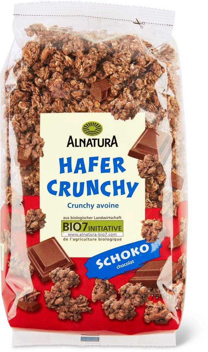 Alnatura crunchy Avena cioccolato