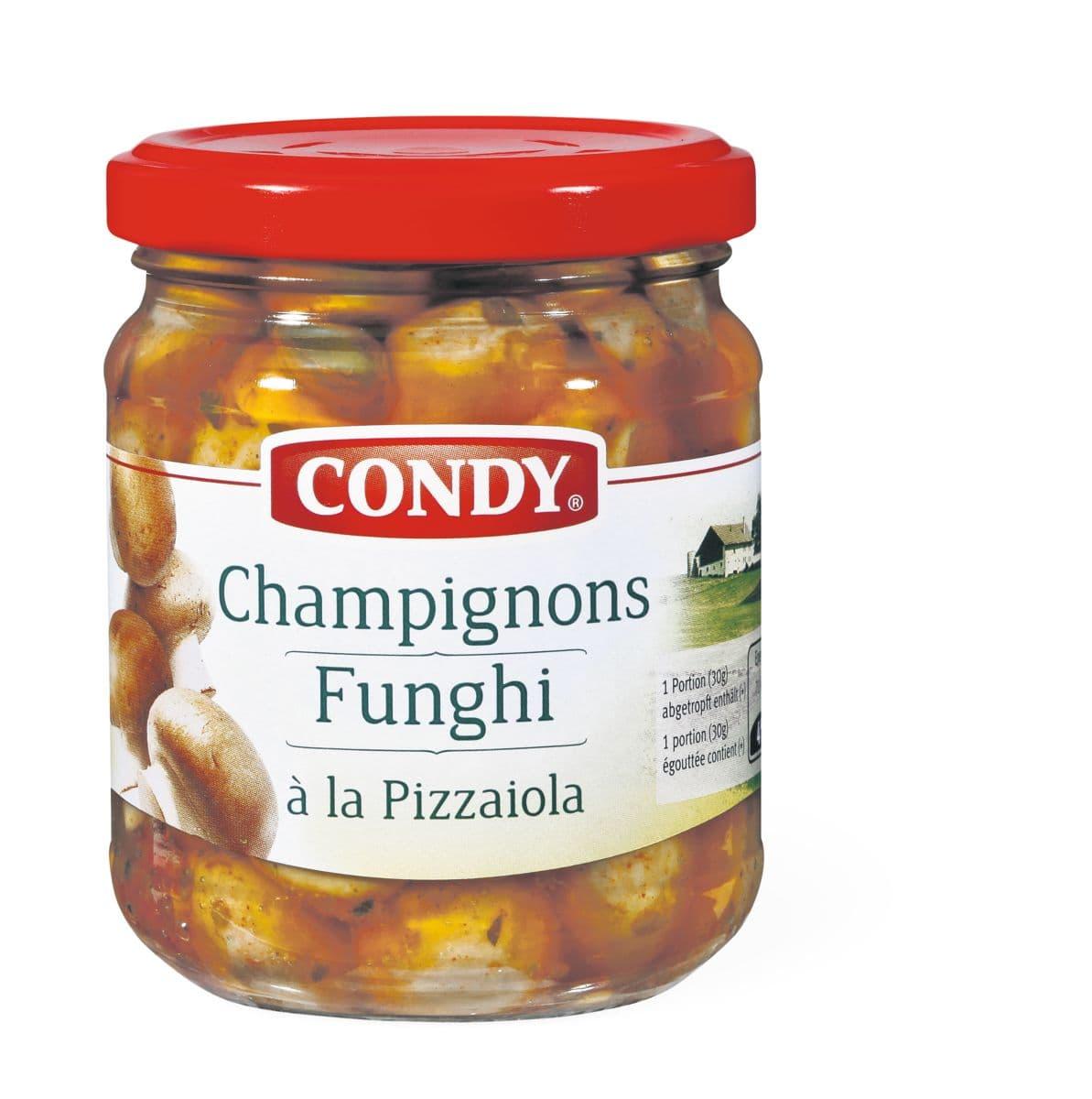Condy Champignons