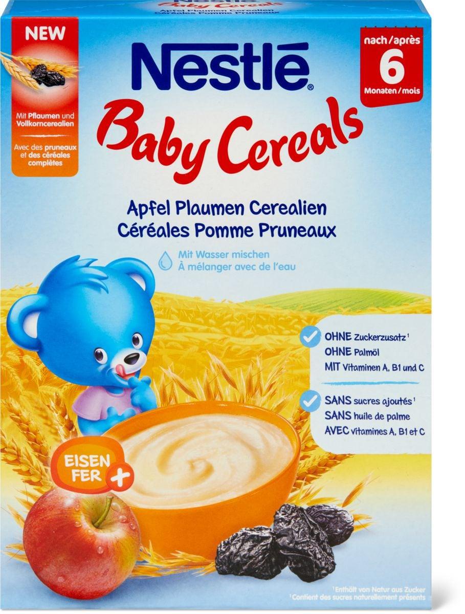 Nestlé Baby Cereals pomme pruneaux