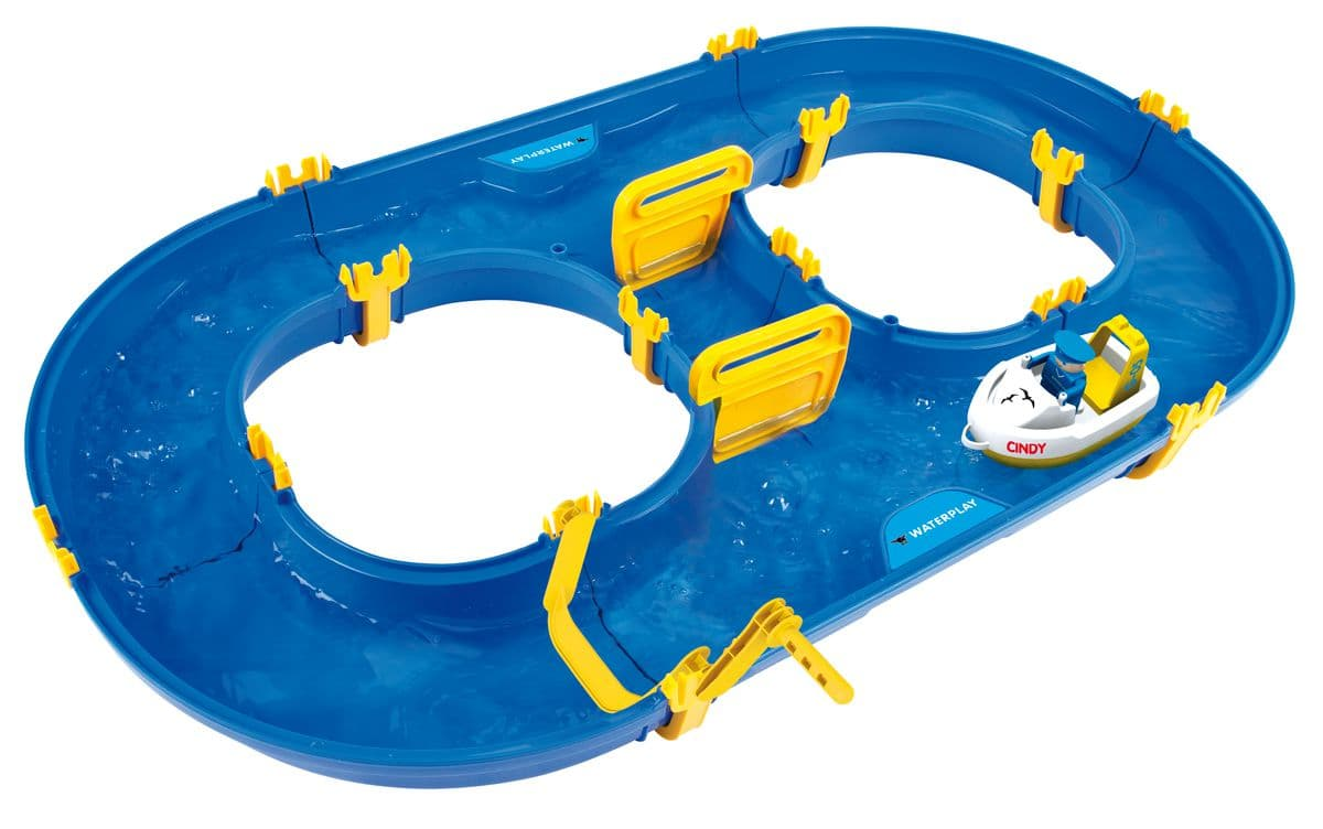 BIG Waterplay Rotterdam Giocattoli acquatici