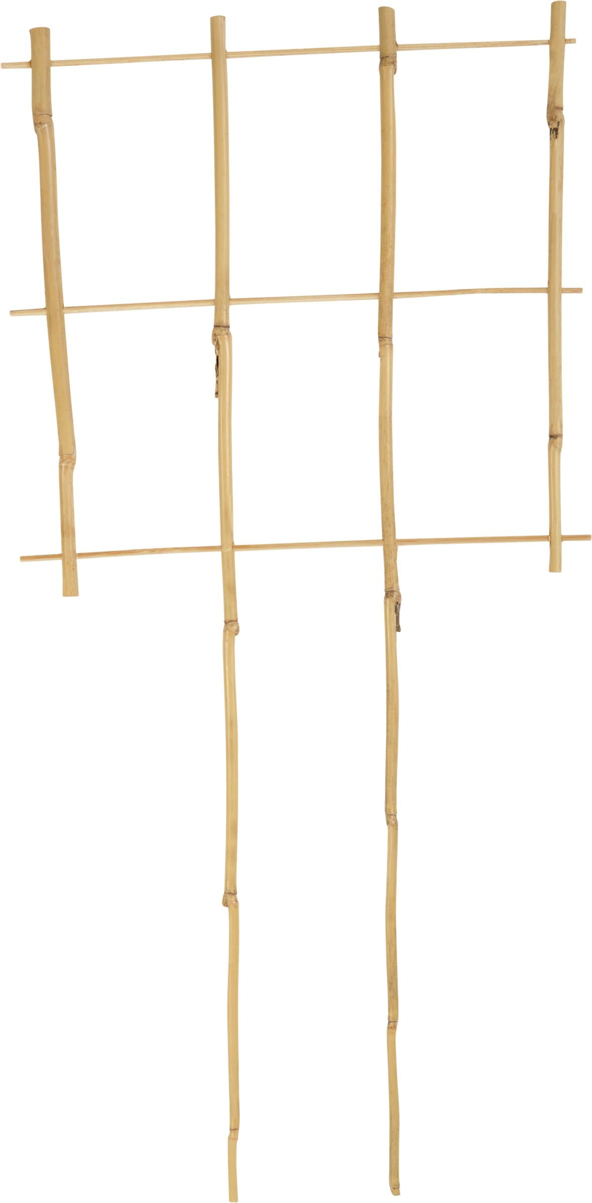 Windhager Puntelli per pianti di bambù Asta per piante
