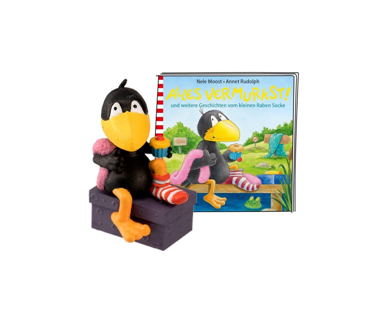 Tonies Hörbuch Der kleine Rabe Socke - Alles vermurkst! (DE)