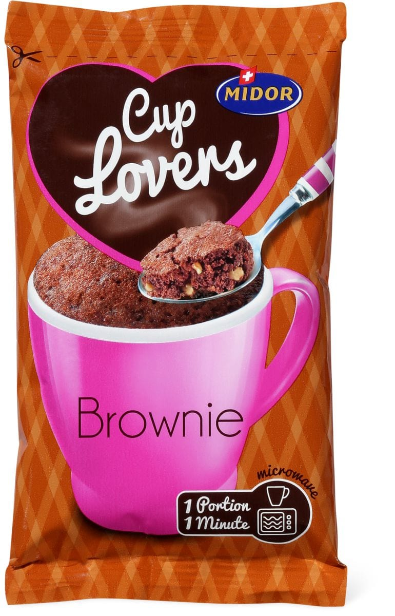 Cup Lovers Brownie