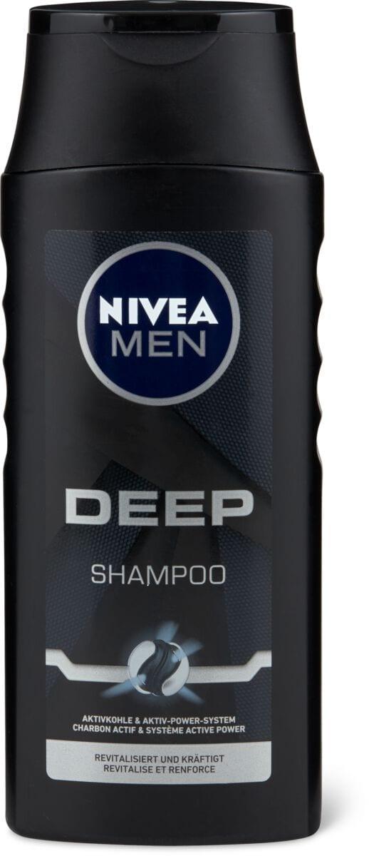 Nivea Men Shampooing Deep