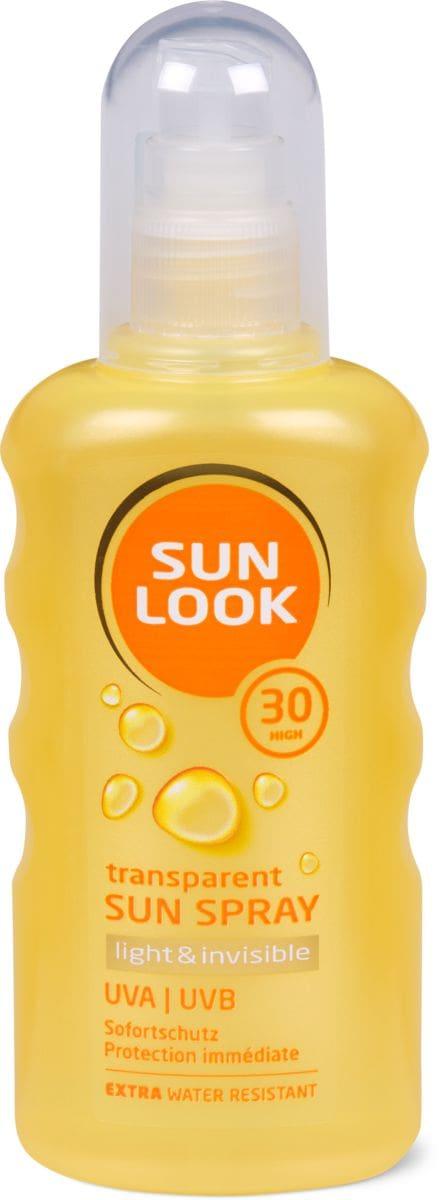 Sun Look Light&Invisible Spray SF30