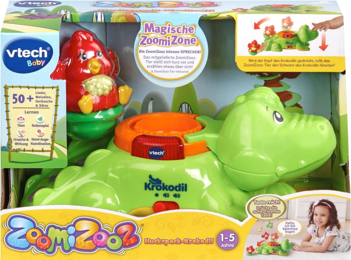 VTech Zoomizoos Huckepack (DE) Spielset
