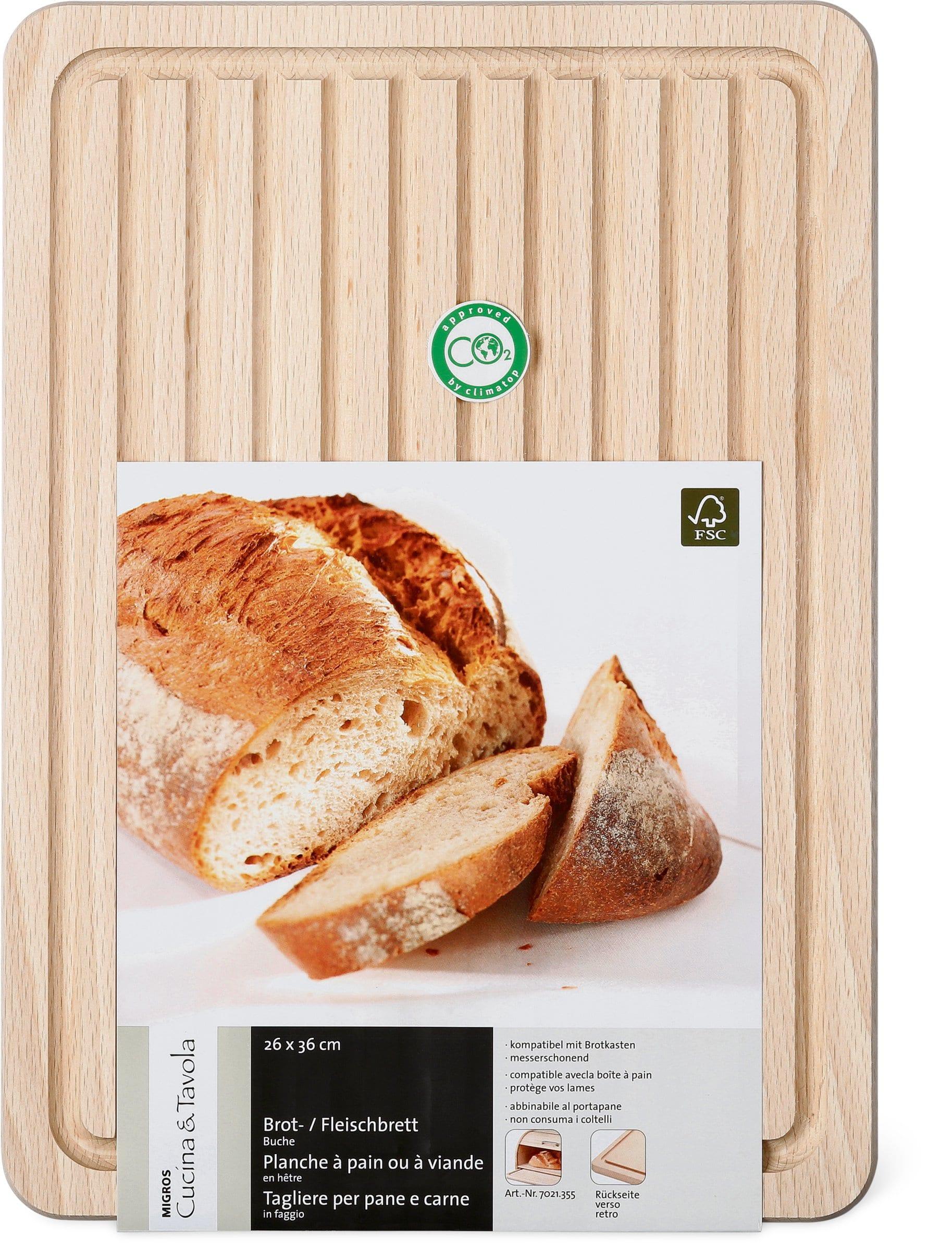 Cucina & Tavola Planche à pain ou à viande