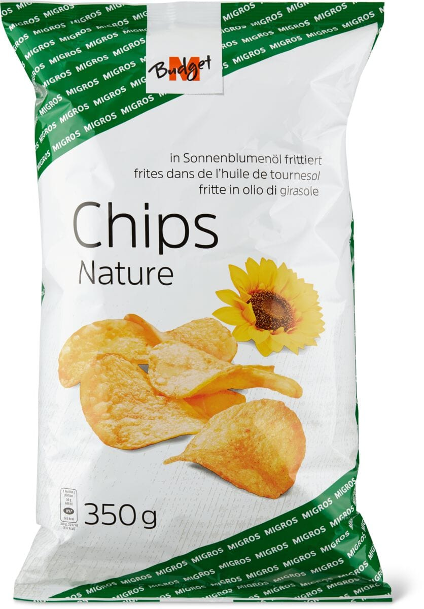 M-Budget Nature Chips