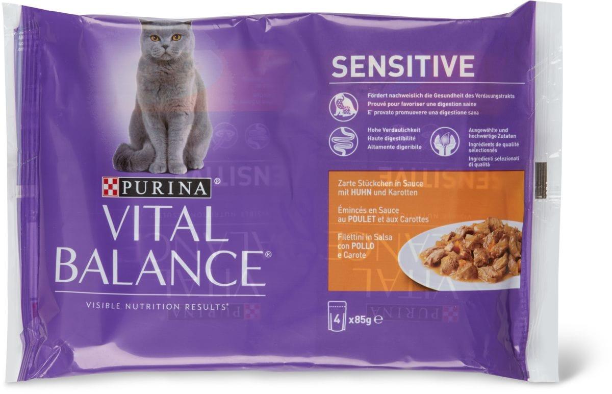 Vital Balance Sensitive pollo