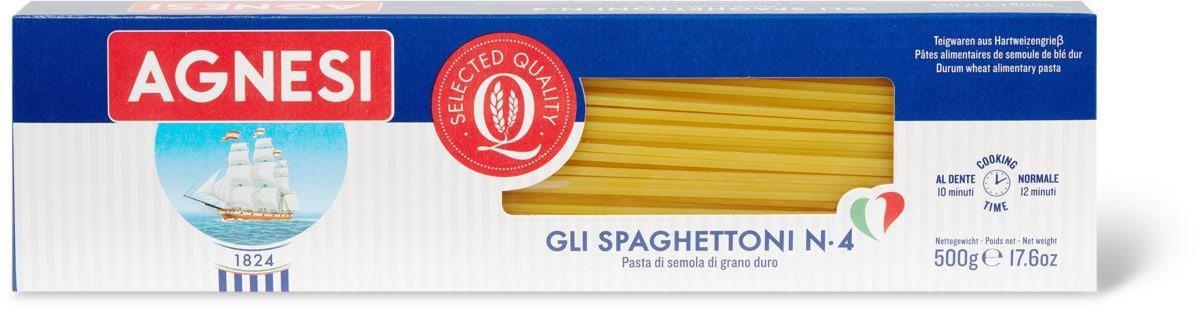 Agnesi Vermicelli Spaghettoni N. 4