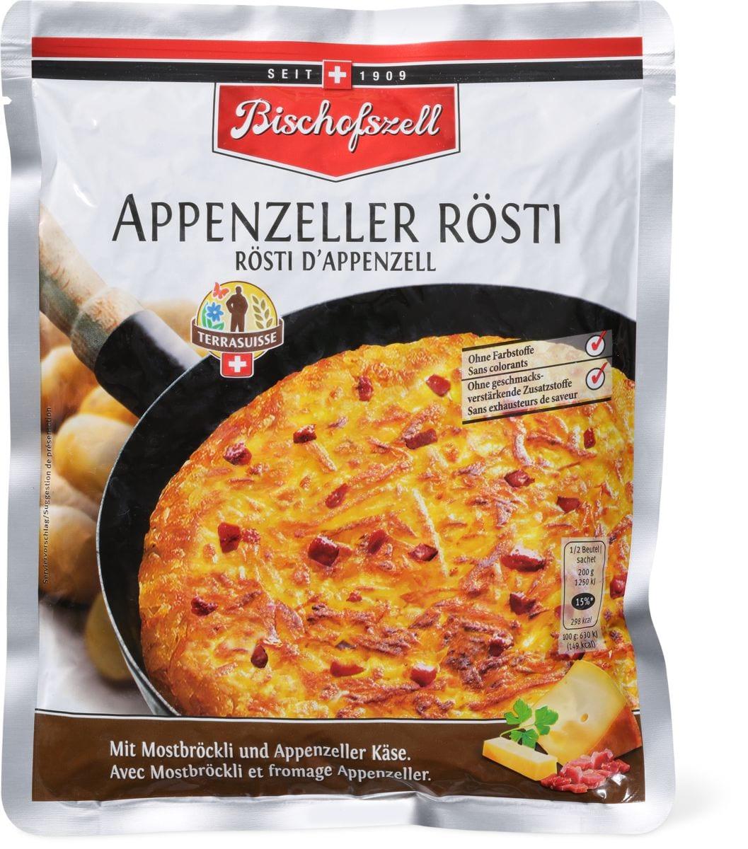 Bischofzell Terra-Suisse Appenz. rösti