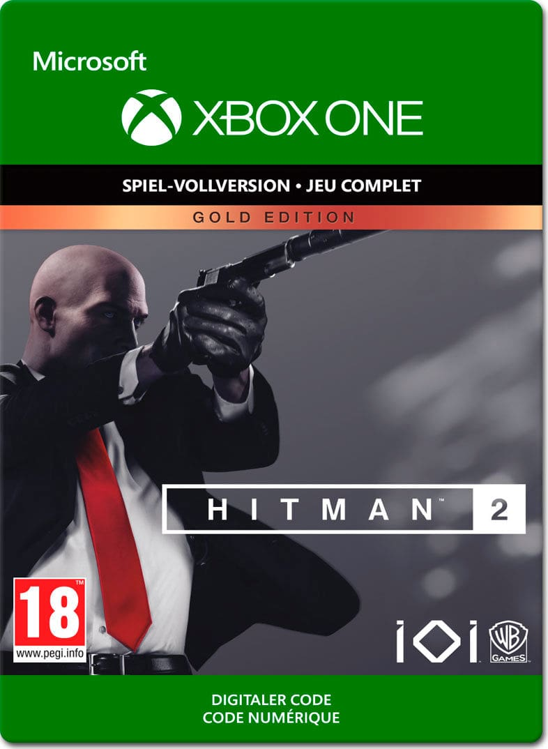 Xbox One - Hitman 2 - Gold Edition Download (ESD)