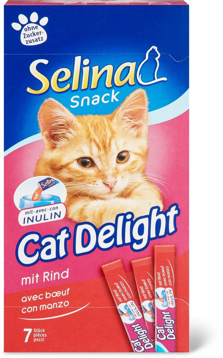 Cat delight boeuf