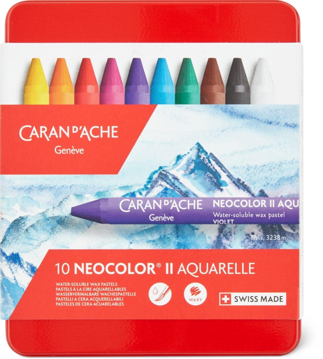 Caran d' Ache Neocolor II Wachsmalstifte