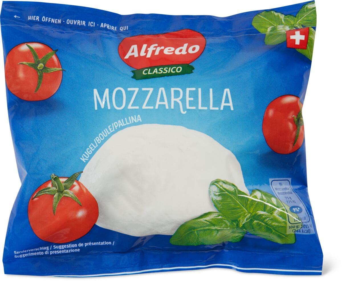 Alfredo Classico Mozzarella Kugel