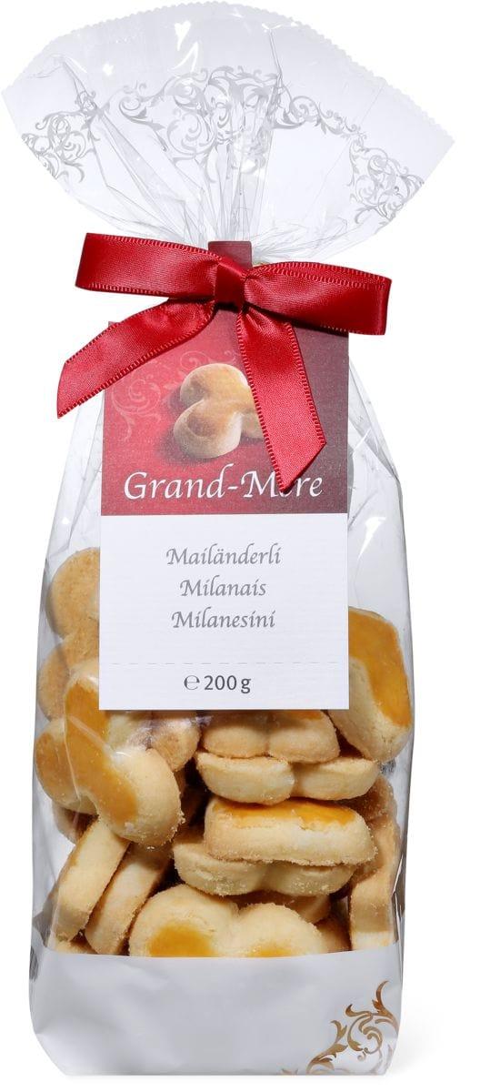 Grand-Mère Mailänderli 200g