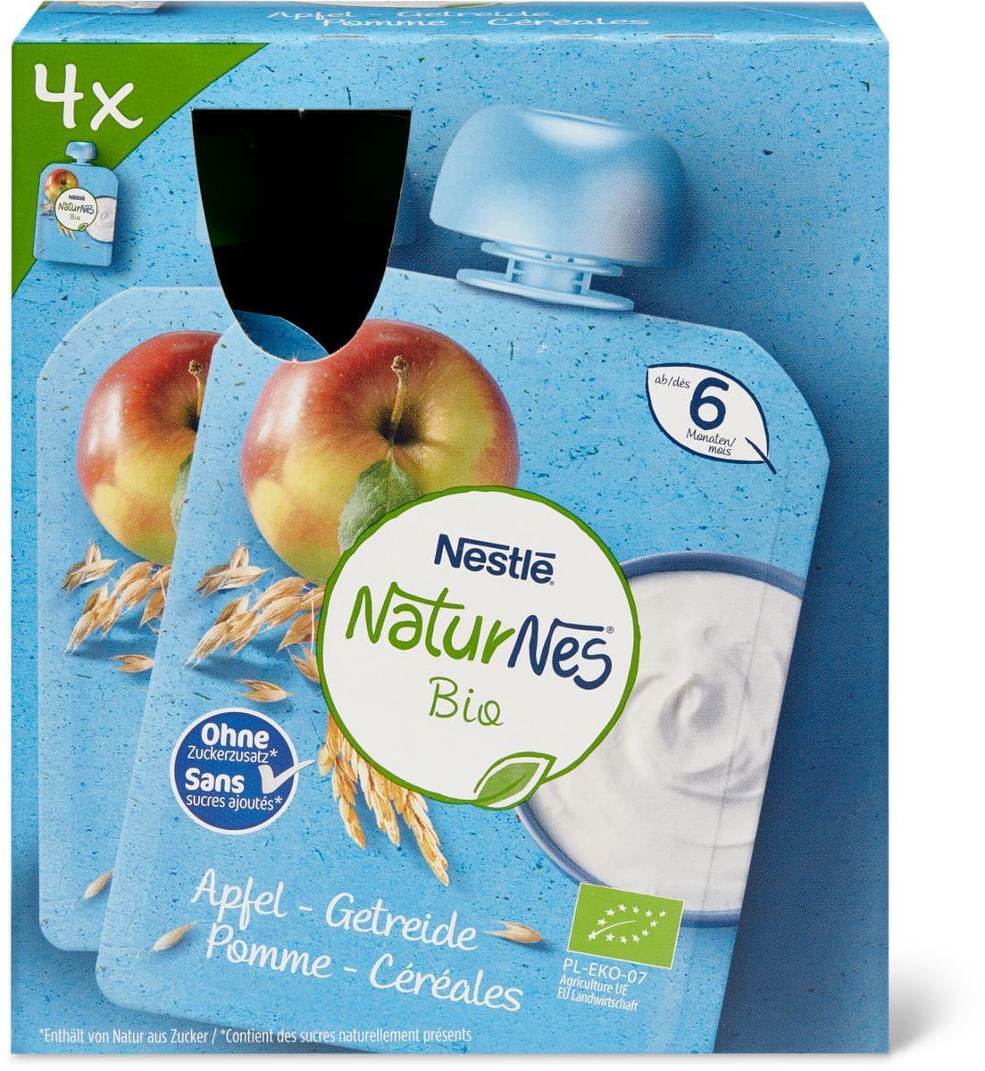 Nestlé Bio Yogurt pomme muesli