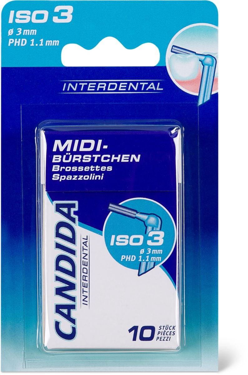 Candida Interdental Midi-Bürstchen