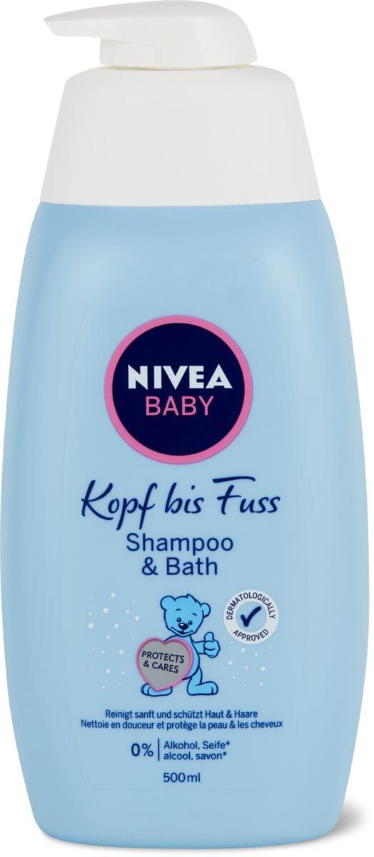 Nivea Baby Shampoo & Bath