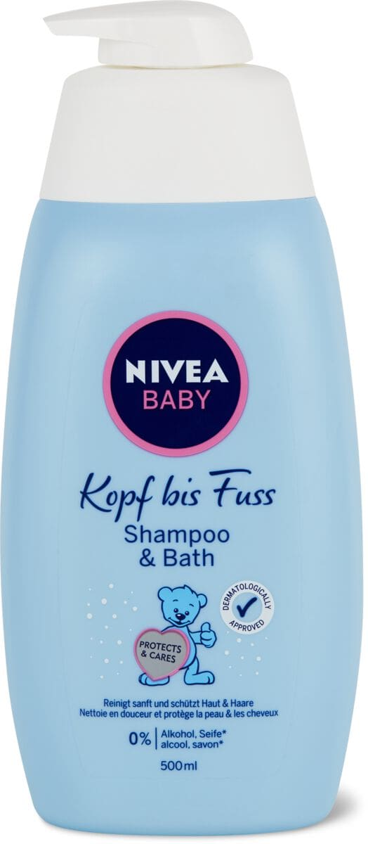 Nivea Nivea Baby Shampoo & Bath