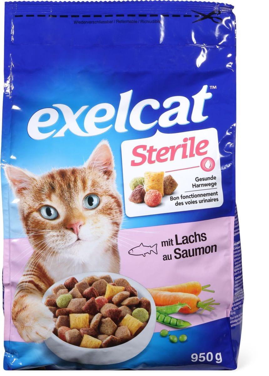 Exelcat Sterile mit Lachs