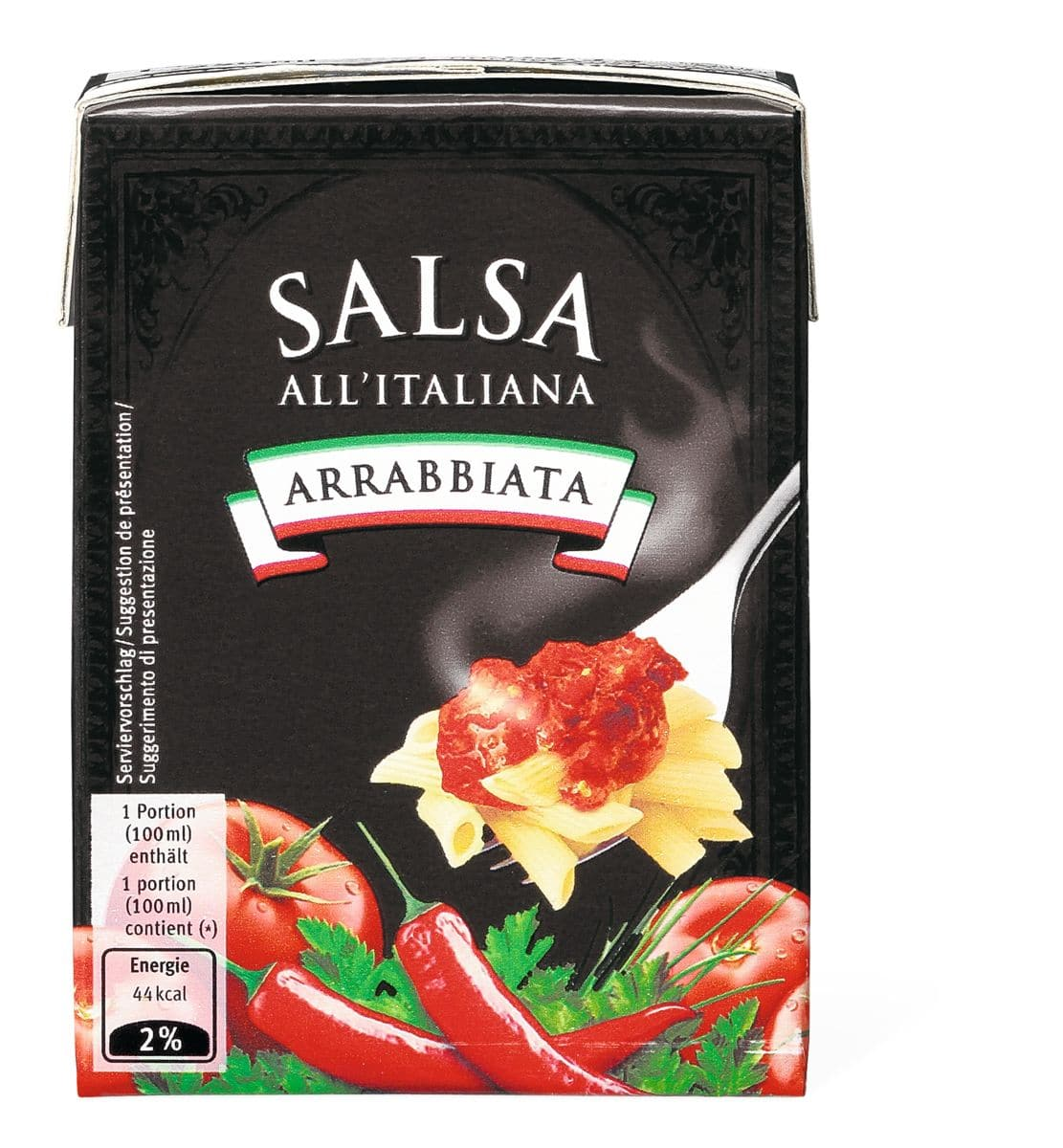 Salsa all'Italiana Arrabbiata