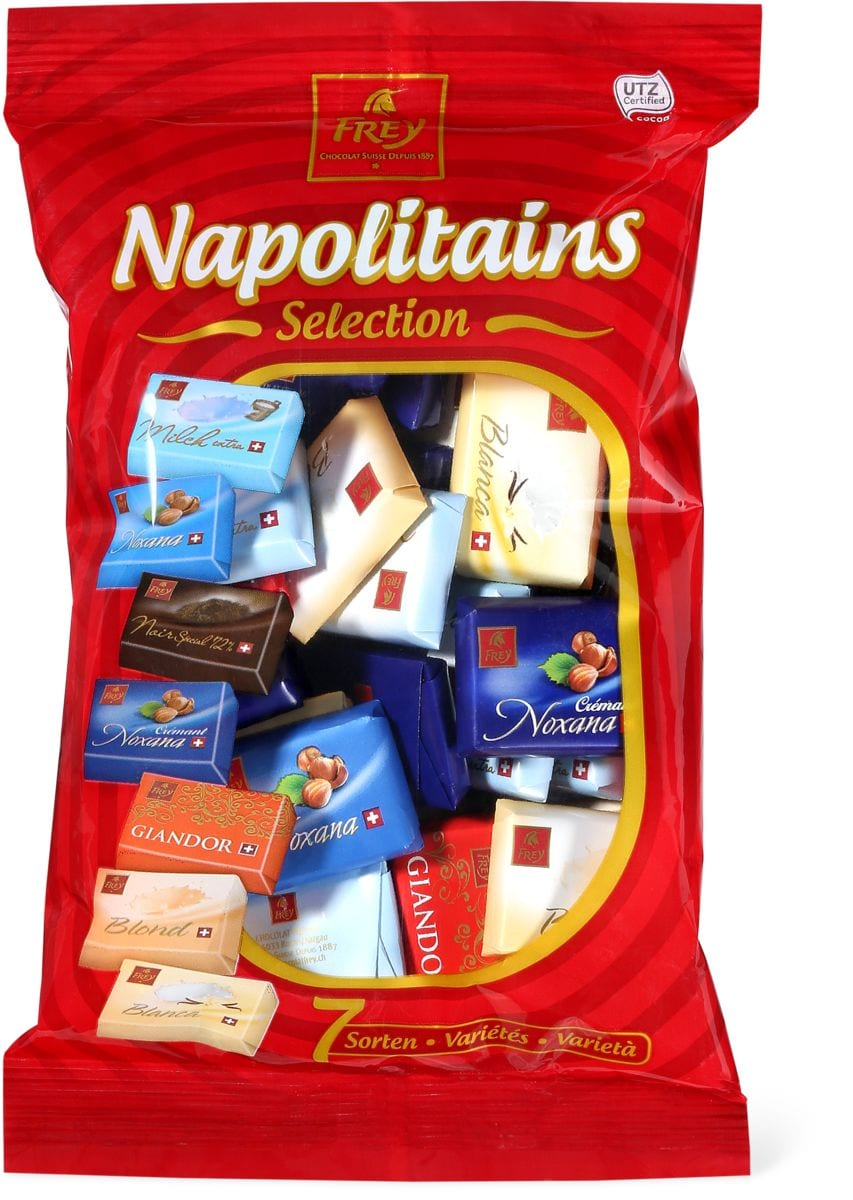 Napolitains Selection assortiti