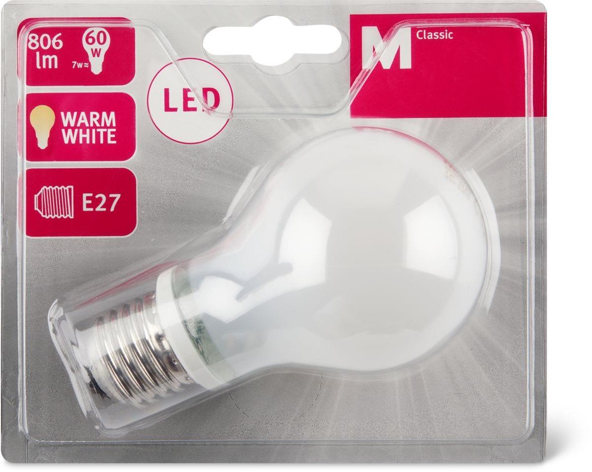 M-Classic LED filament a 60w matt e27 Leuchtmittel