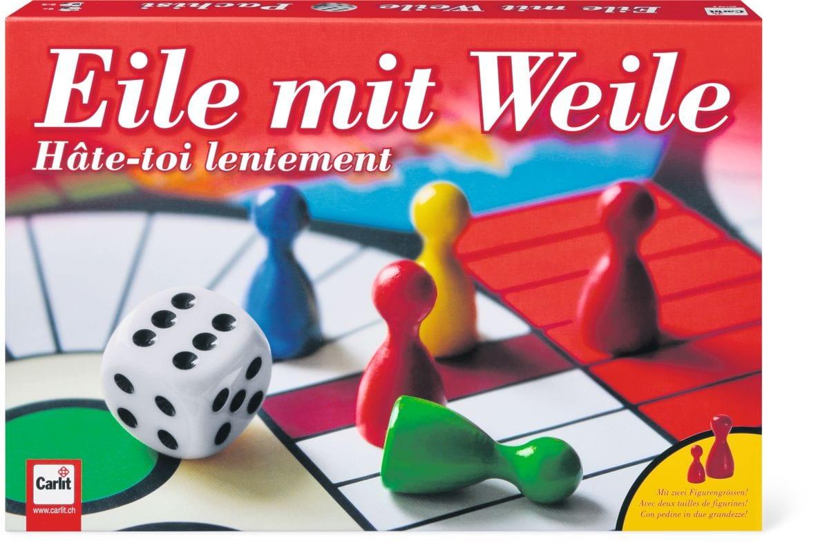 Carlit Eile mit Weile Gesellschaftsspiel