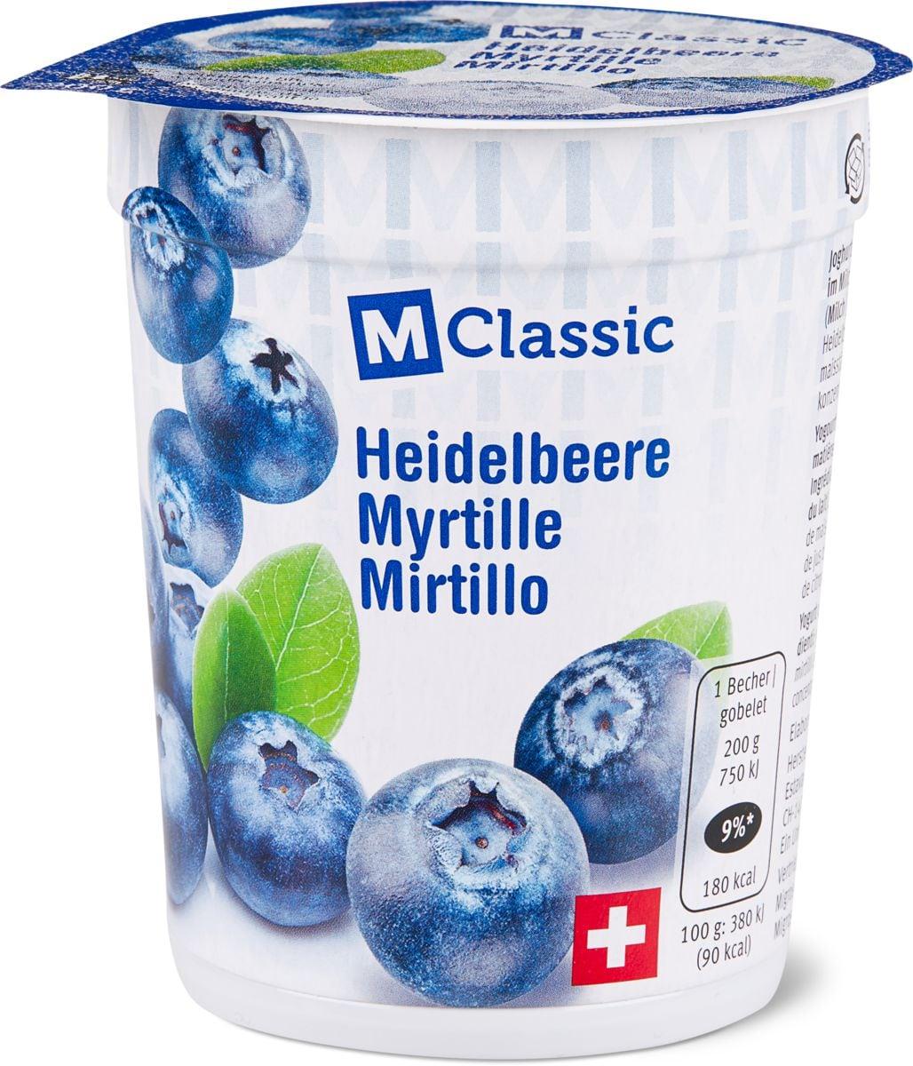 M-Classic Joghurt Heidelbeer