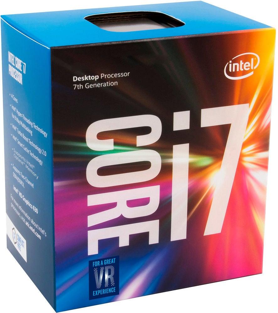 Intel CPU Core i7-7700K 4,2 GHz Prozessor