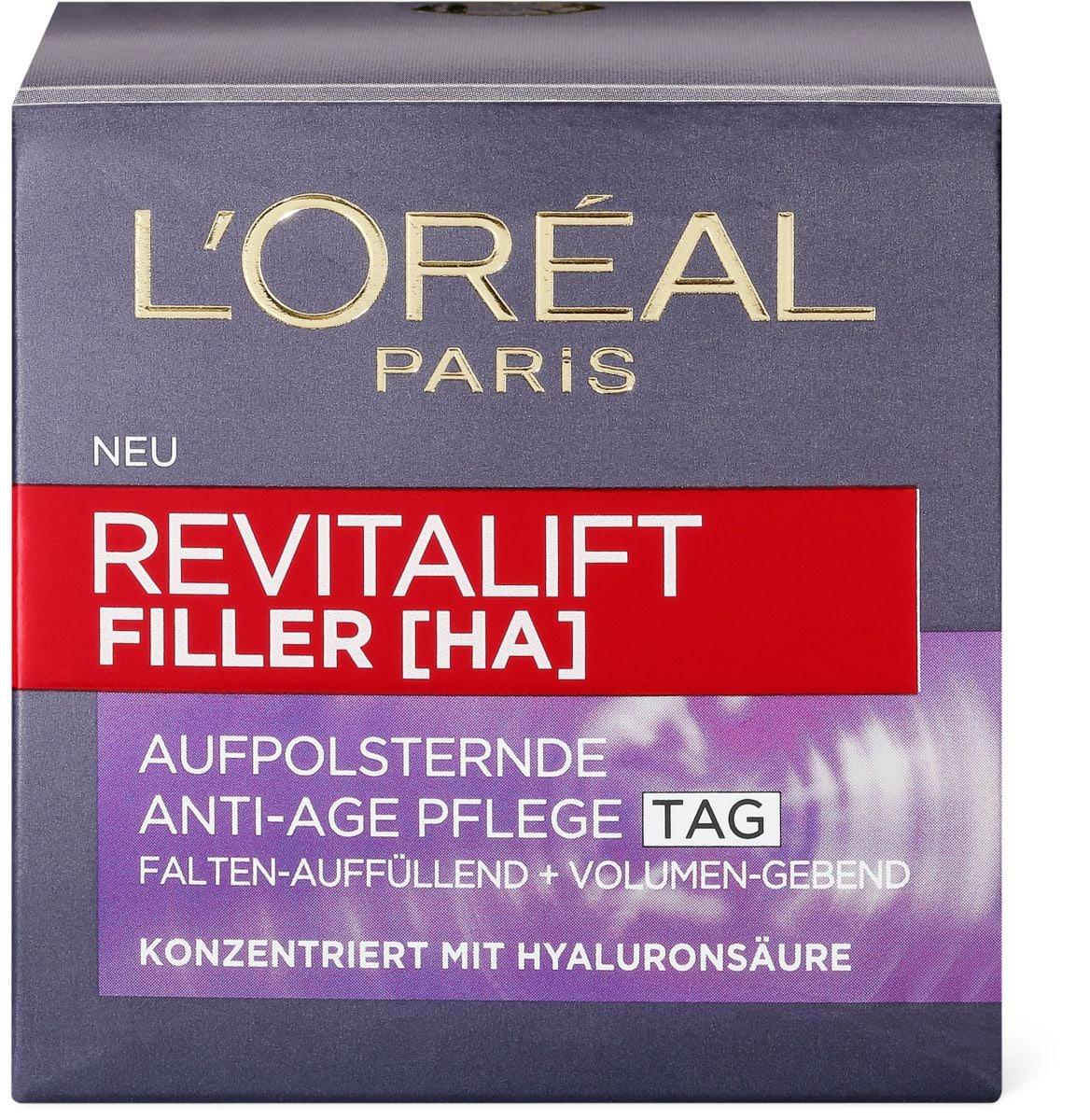 L'Oréal Revitalift Filler Giorno