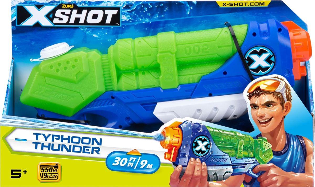 X-Shot Typhoon Thunder