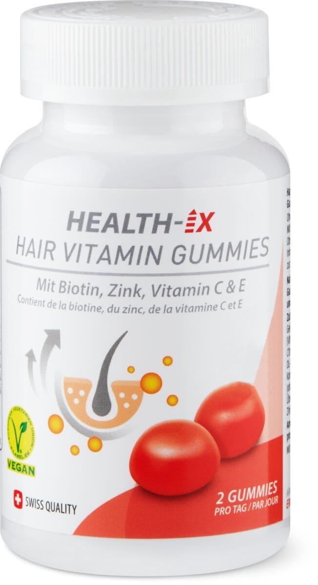 Health-iX Hair Vitamin Gummies