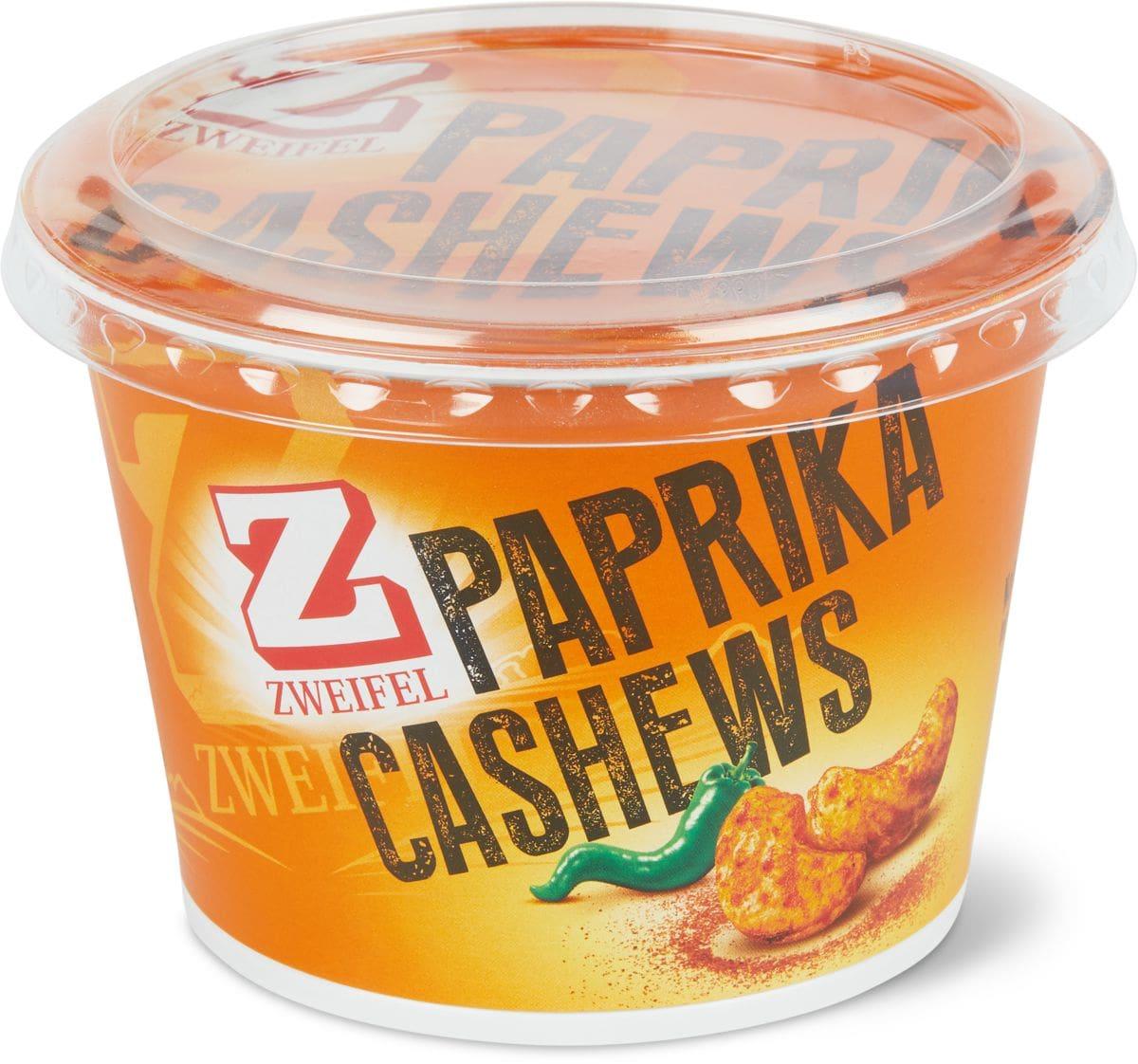 Zweifel Paprika Cashews