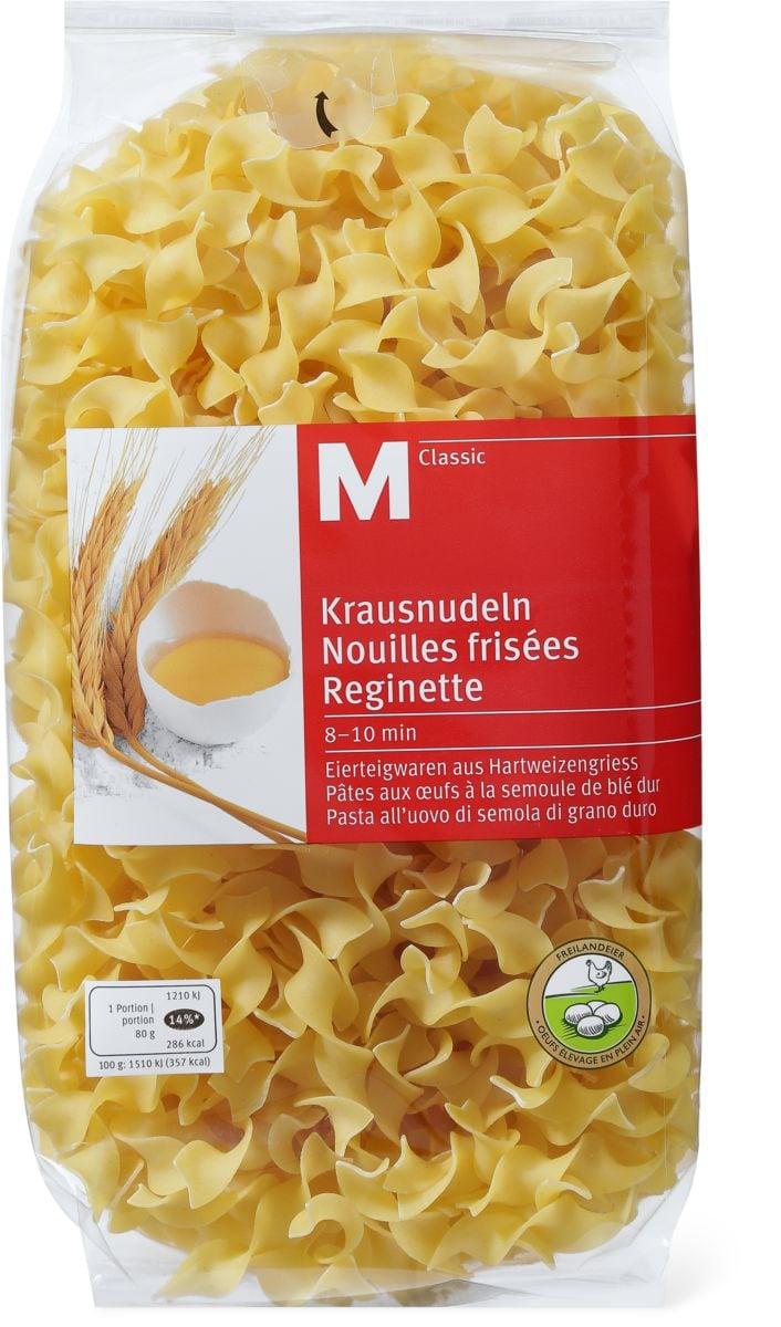 M-Classic Nouilles frisées