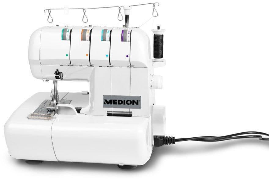 Medion MD 14302 Overlock Nähmaschine