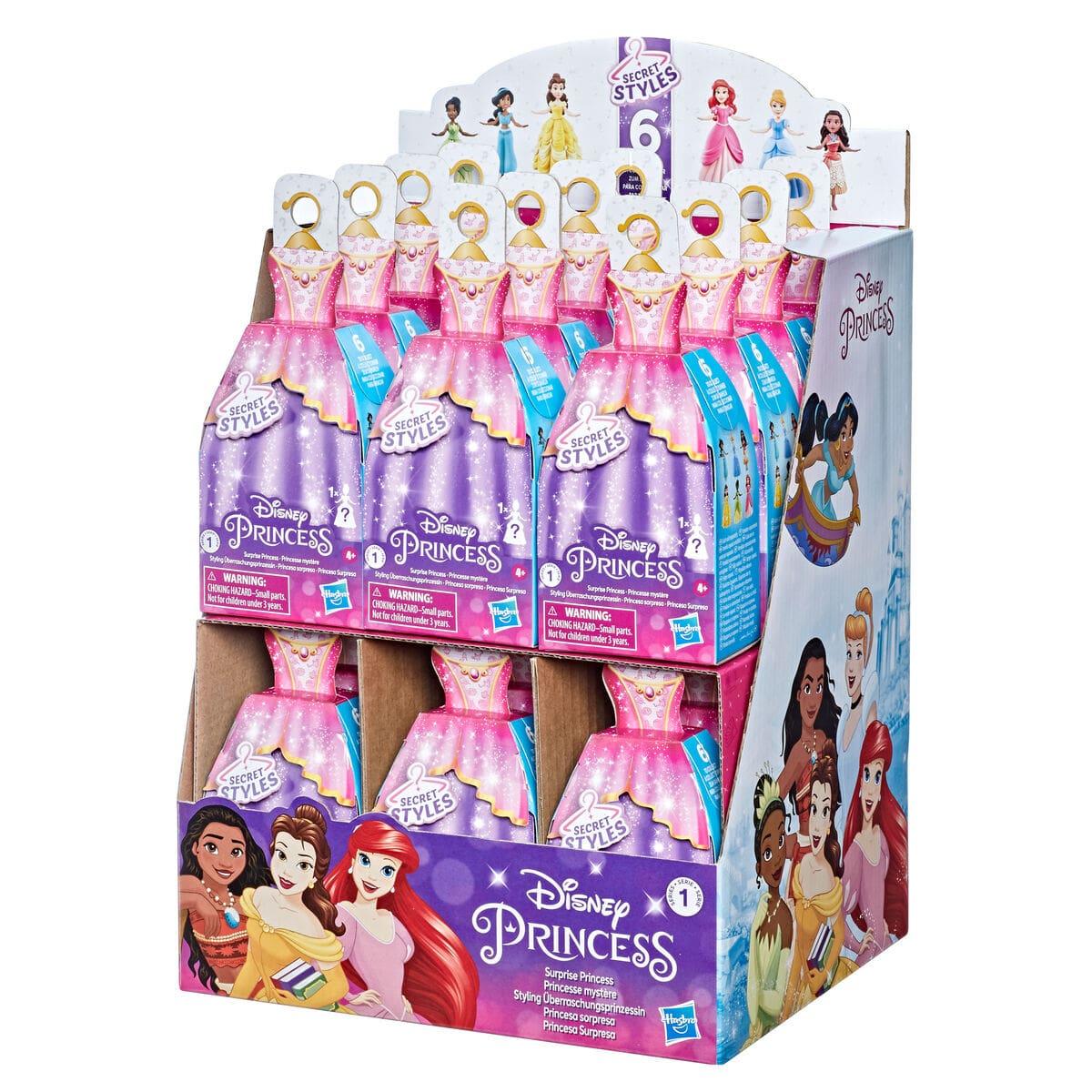 Disney Princess Styling Surprise Puppe
