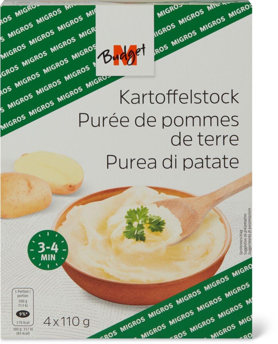 M-Budget Kartoffelpürée