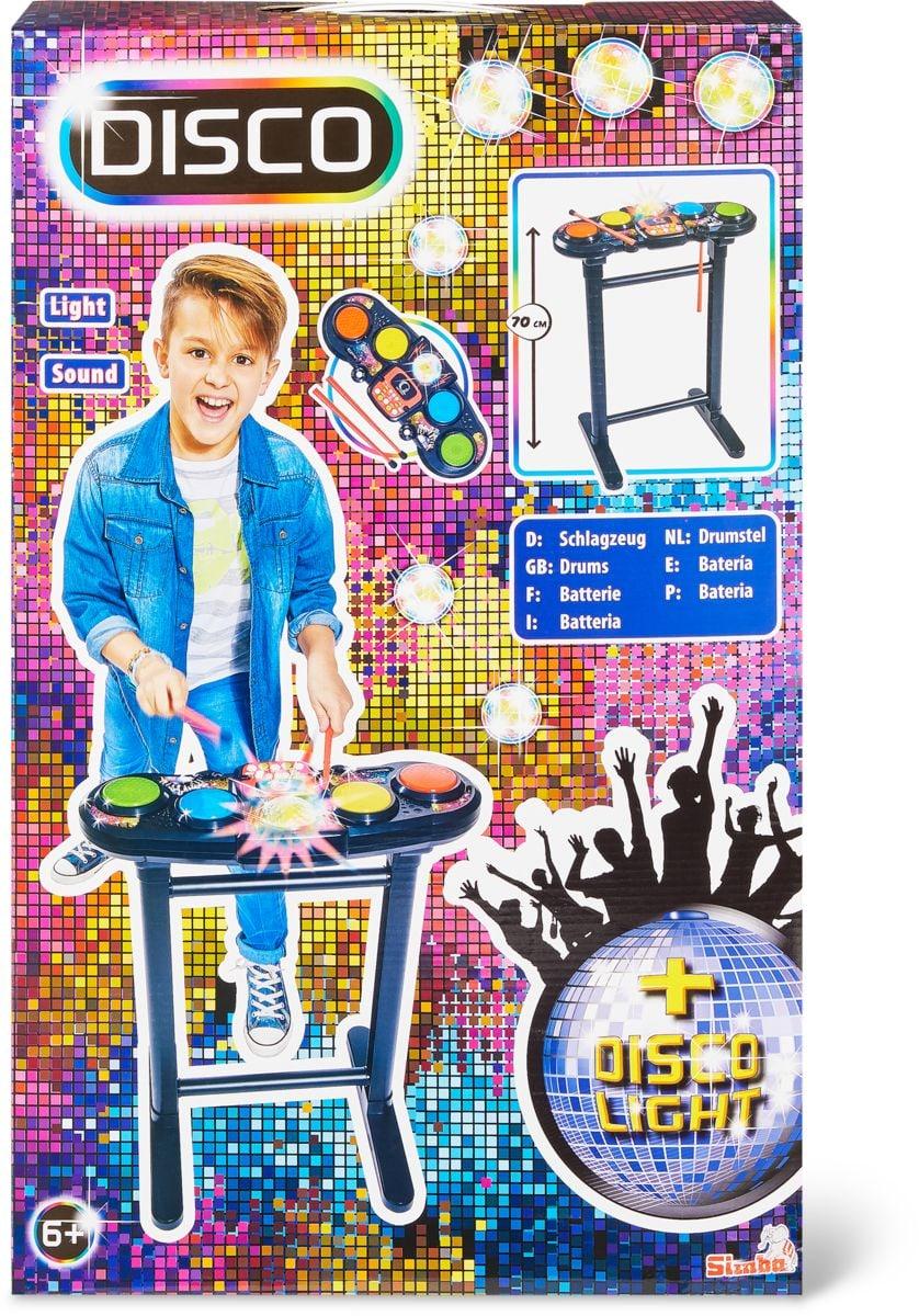 Mmw Disco Schlagzeug