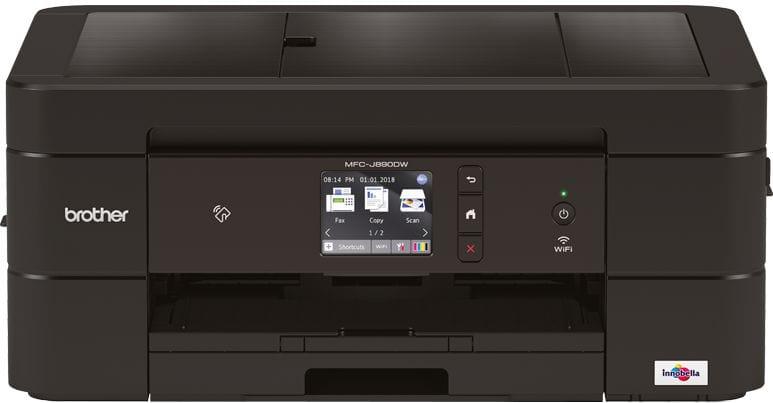 brother mfc j890dw drucker scanner kopierer fax migros. Black Bedroom Furniture Sets. Home Design Ideas