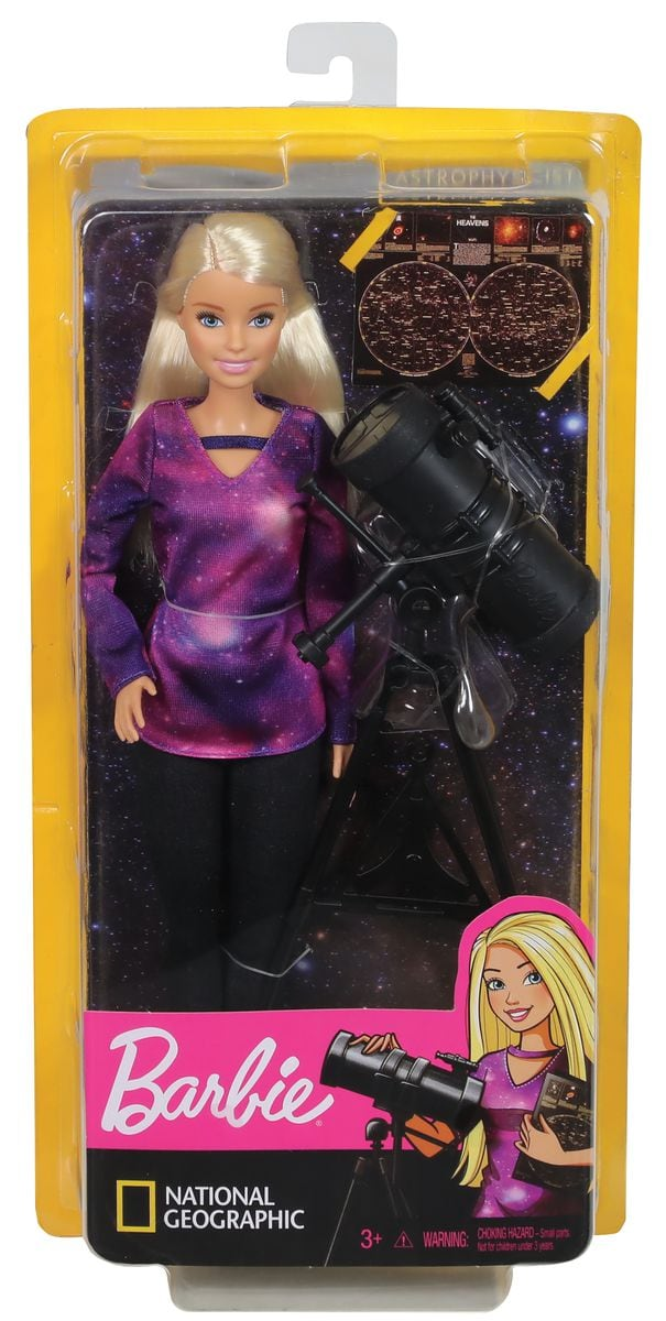 Barbie GDM47 Astrophysicist